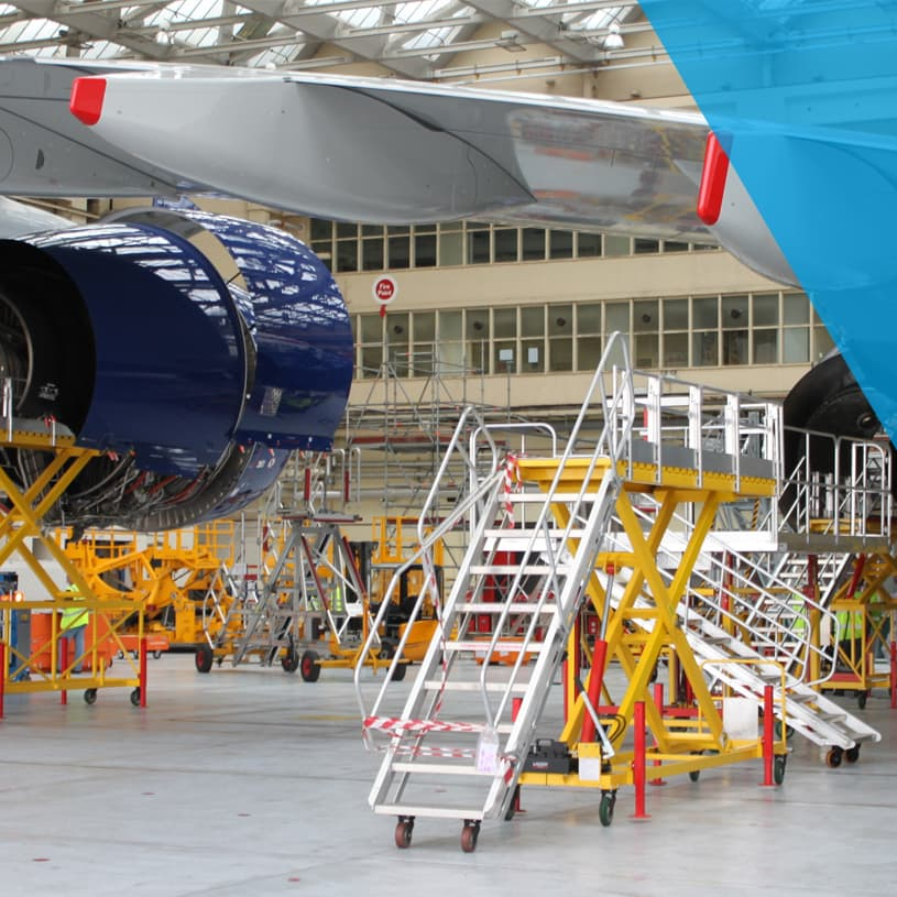 Aircraft Docking & Staging Equipment