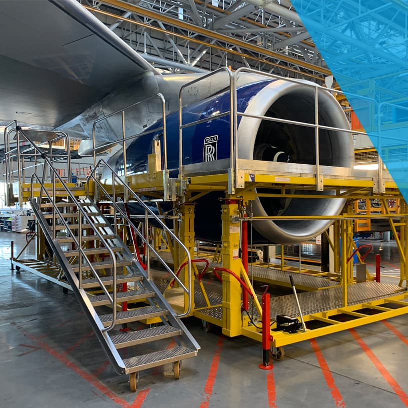 Specialist Hangar Access Systems