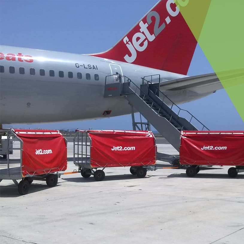 Baggage Trailers